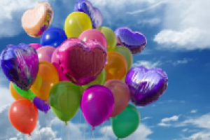 picture of balloons