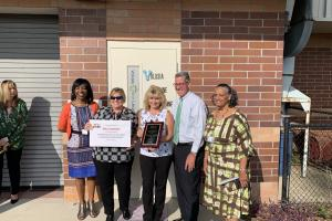 Mary Temarantz, Superintendents Outstanding Achievement Award 2019 image