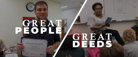 Great People / Great Deeds