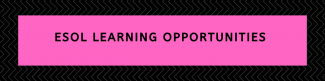 ESOL Learning Opportunities Image
